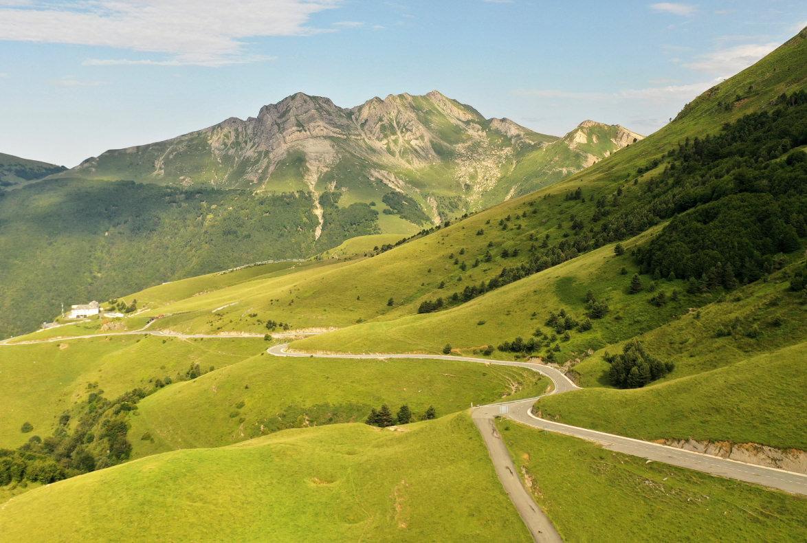 Rutas de montaña en coche por España