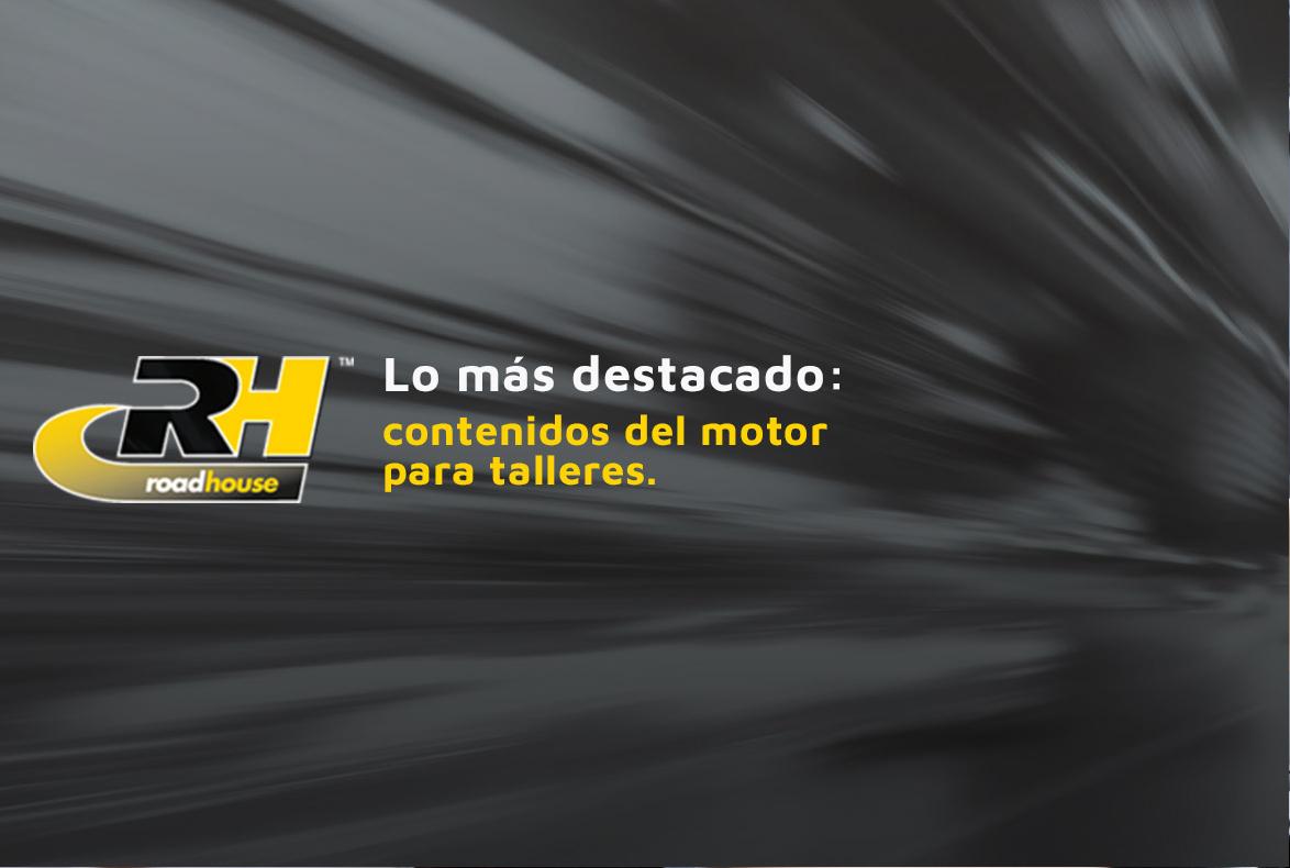 Selección de contenidos sobre el mundo del taller, motor y seguridad vial