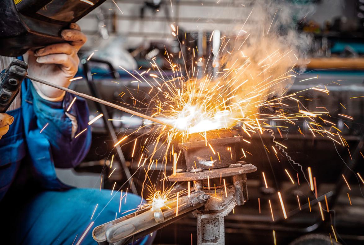 Los principales riesgos laborales para los profesionales del taller