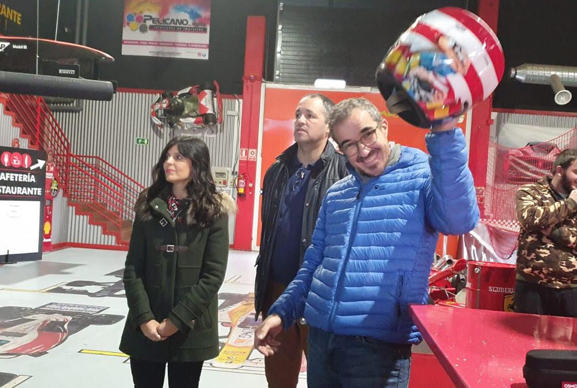Entrevista Manuel Hernández, ganador Christmas Race