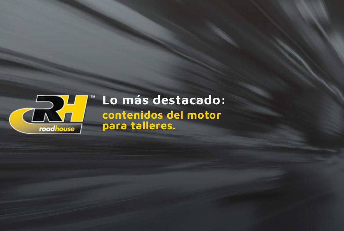Selección de las mejores informaciones sobre el mundo del taller, el motor y la seguridad vial