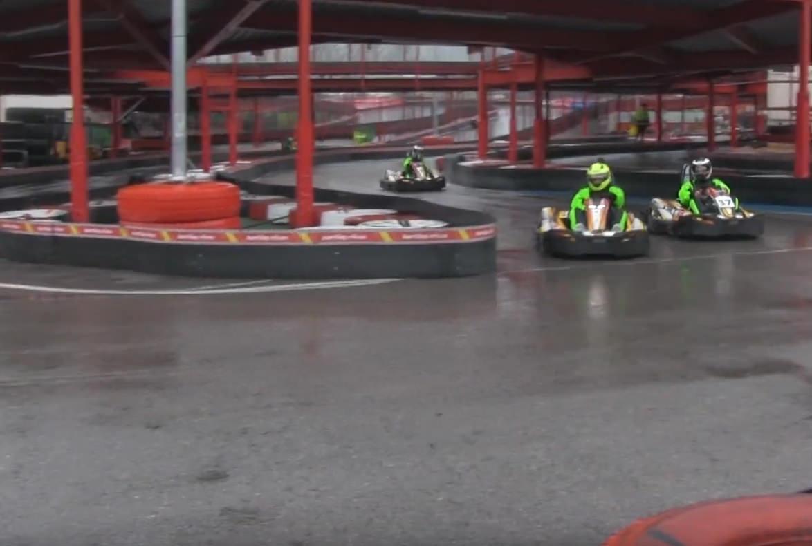 La escudería de Road House se impuso en I Christmas Race de karts celebrada en Madrid a principios de diciembre