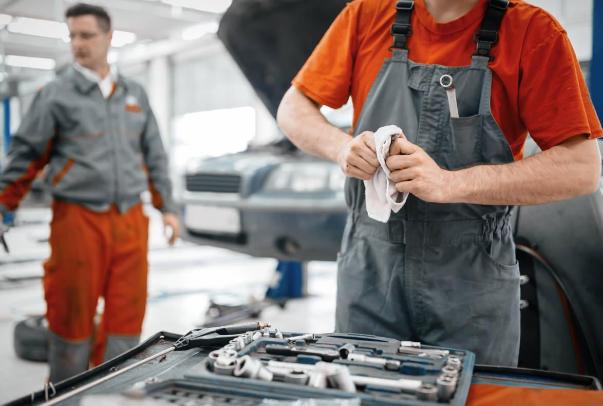 Consejos y recomendaciones que ayudan a mantener el taller limpio