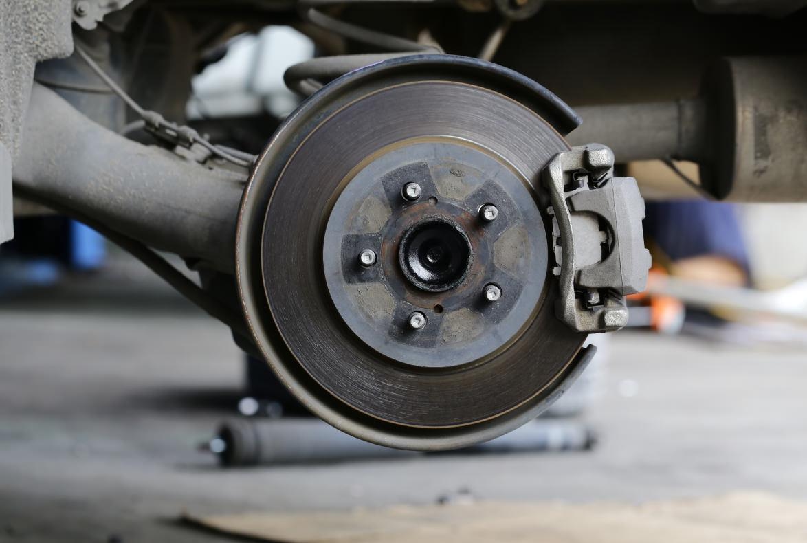 Tribología la ciencia que explica cómo se produce el sistema de frenado en un vehículo