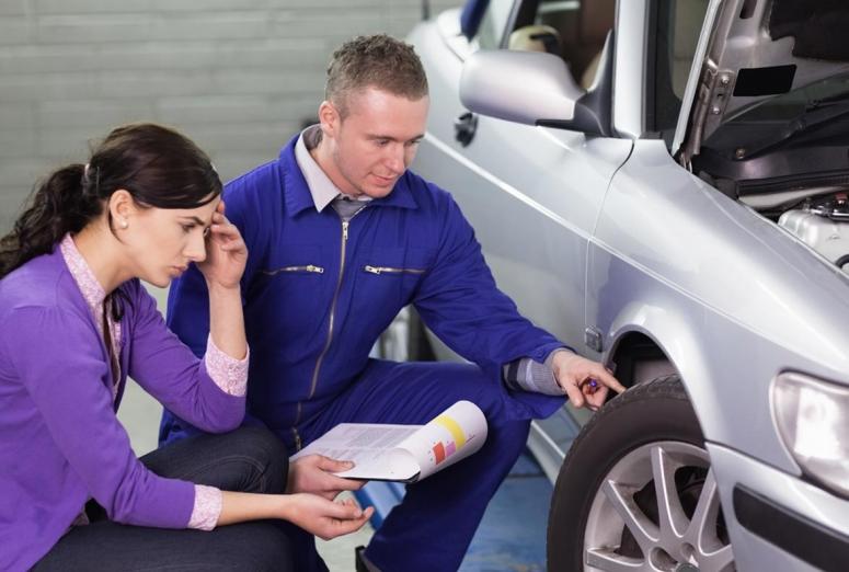 La avería del coche no se ha resuelto al salir del taller: y ahora qué
