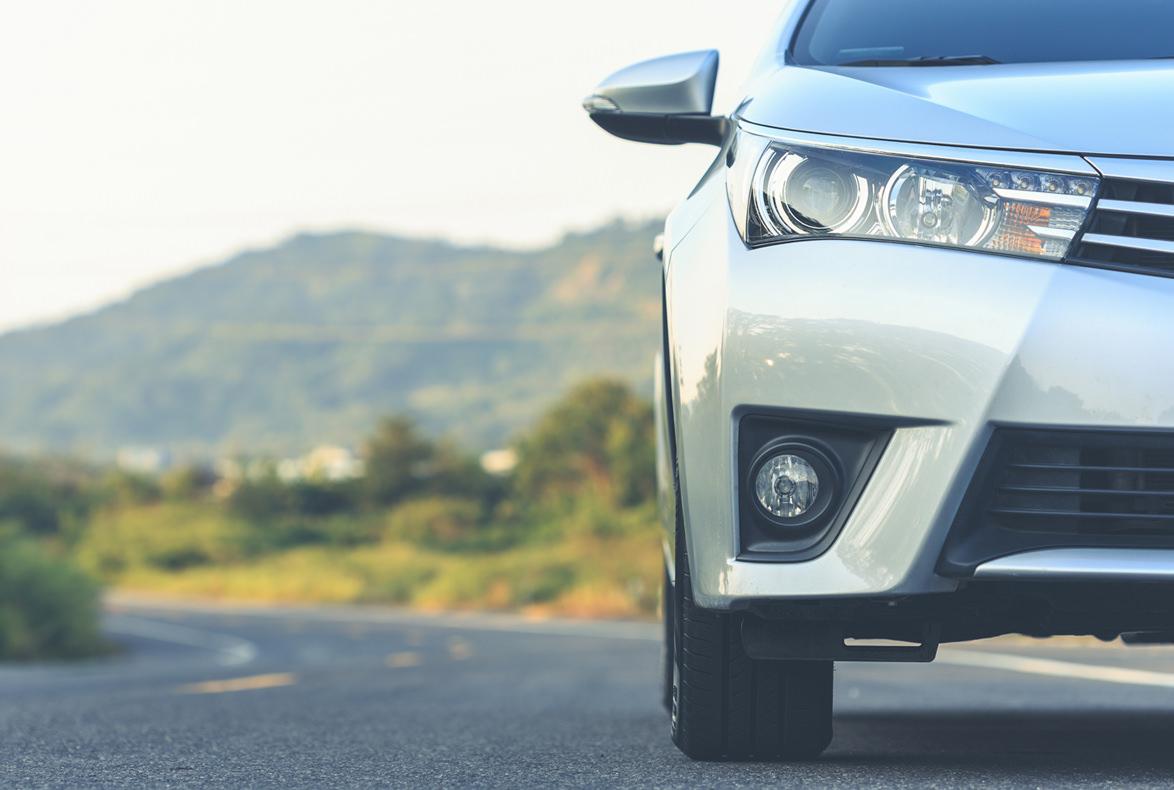 Los coches claros serán los que predominen en las carreteras del futuro