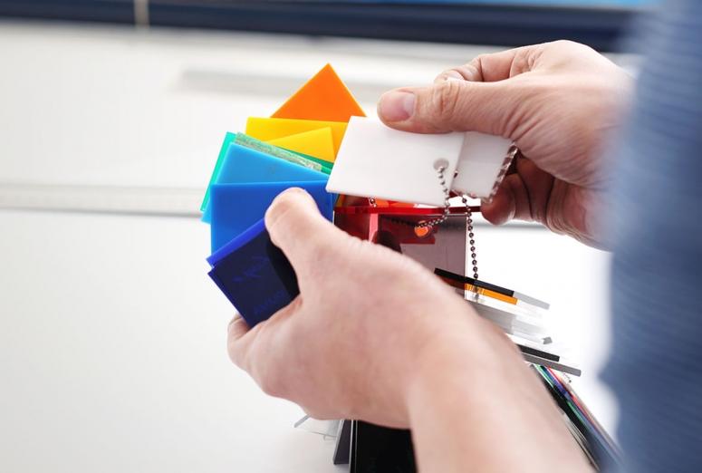 Elegir correctamente los colores en el taller puede atraer más clientes