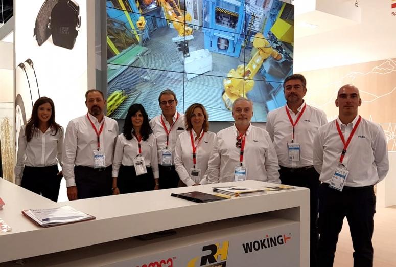 Éxito de la feria Automechanika Frankfurt 2018 en la que participó Road House