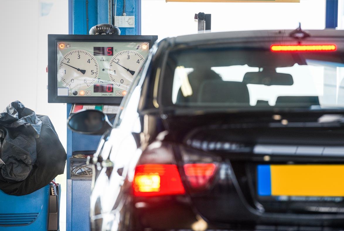 Los frenos, claves en la seguridad del vehículo