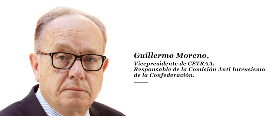 Guillermo Moreno, CETRAA
