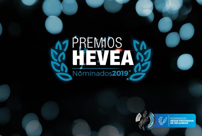 Road House ha sido nominada por la Industria del Neumático para los Premios Hevea 2019
