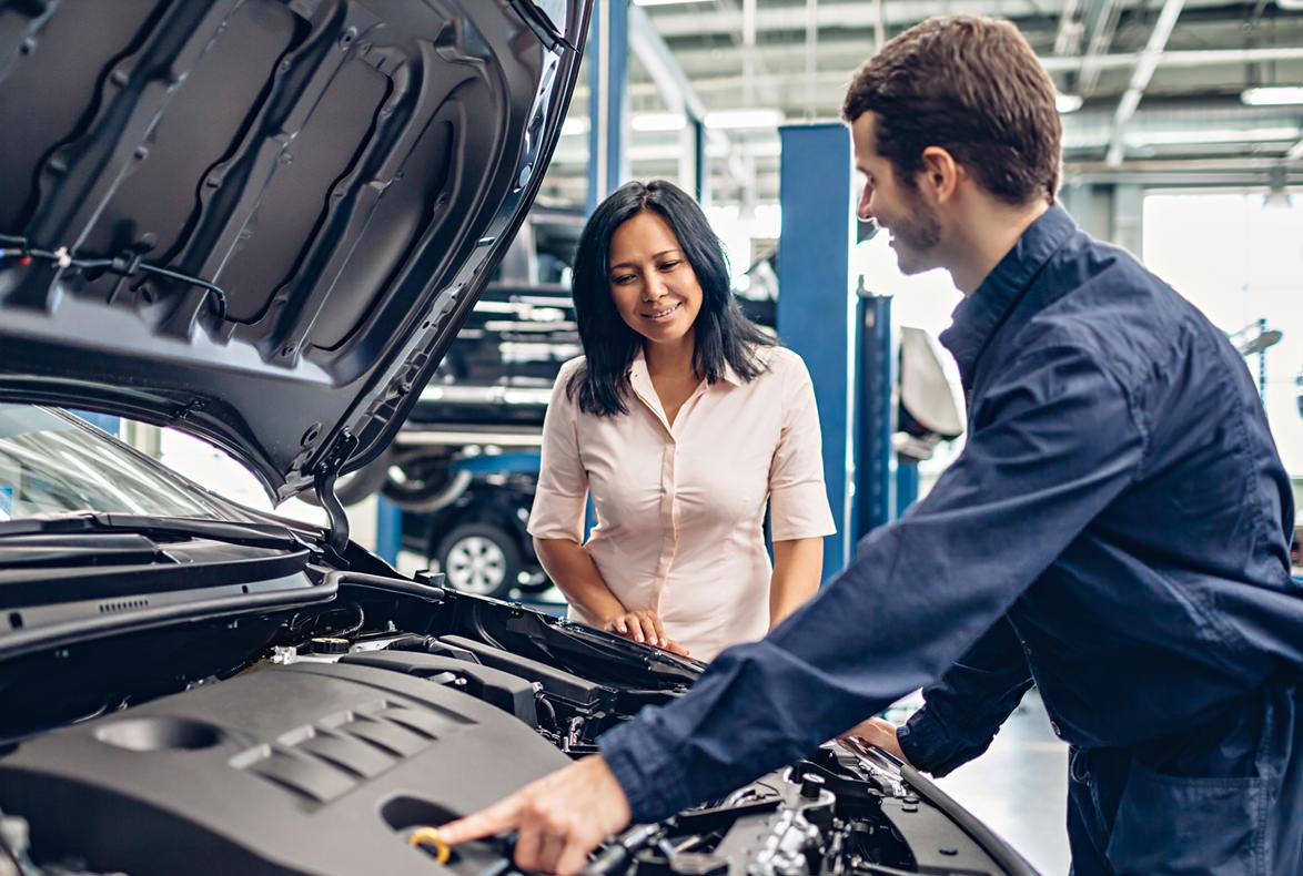 Cómo realizar correctamente la recepción del vehículo en el taller