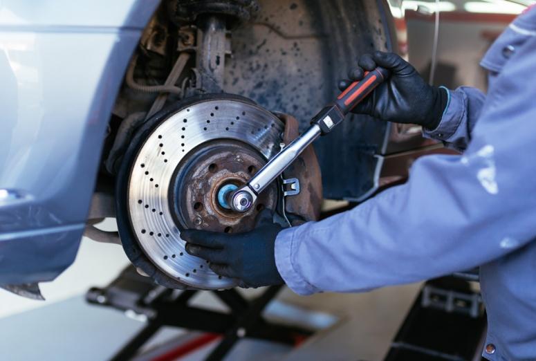 Diagnóstico y problemas más frecuentes en el sistema de frenos de un coche