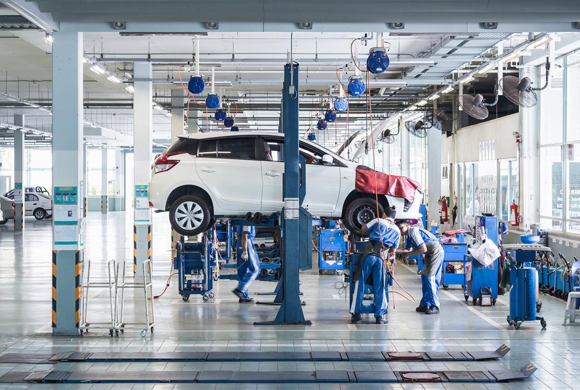 Siete claves para asegurar la calidad de servicio y reducir costes en el taller