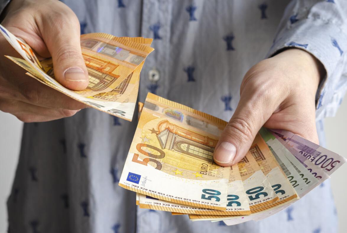 El taller ya no puede aceptar pagos en efectivo superiores a 1.000 euros