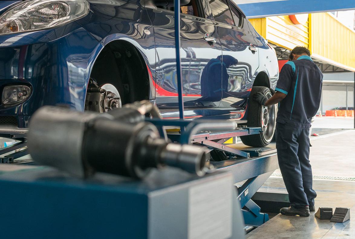 ¿Cuáles fueron los vehículos que más pisaron el taller en España durante 2018?